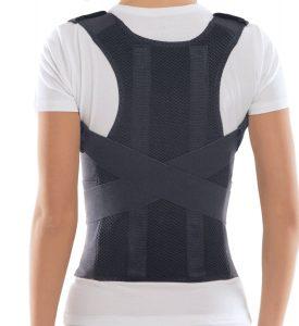 Comfort Posture Corrector Brace / 100% - Cotton Inner Layer