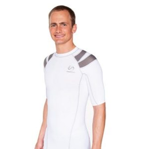 IntelliSkin Men's Foundation Shirt 2.0 V-Neck