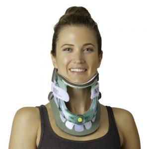Cervical Collar Neck Brace Provides Neck Support