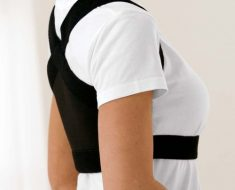 EquiFit Shouldersback Posture Support Lite Large Black