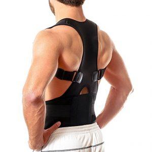 Back Brace Posture Corrector | Best Fully Adjustable Support Brace