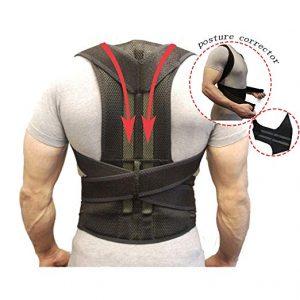 Back Support Belts Posture Corrector Back Brace Improves Posture